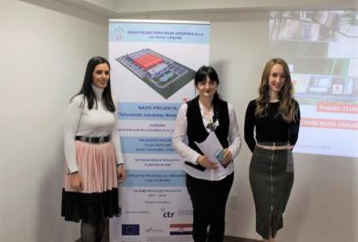 "Introductory Conference ""Technology Incubator Nova Gradiška"""