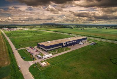Investment zone Industrial Park Nova Gradiška