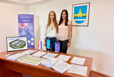 "Project ""Center of competences for advanced engineering Nova Gradiška"""